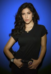 BROOKLYN NINE-NINE: Stephanie Beatriz. ©2014 Fox Broadcasting Co. CR: Scott Schafer/FOX